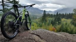 Mountain biking Hochkonig